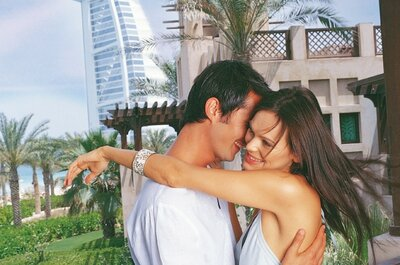 Un matrimonio da mille e una notte a Dubai