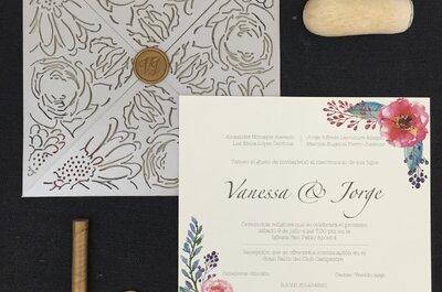 Las 4 mejores empresas para invitaciones de boda en Medellin