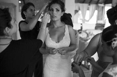 Estas son las 5 cosas que NO debes decirle a la novia antes de la boda: Pon mucha atención a todas