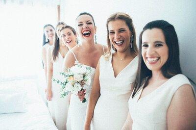 Como escolher 'bem' os padrinhos para o seu casamento? 20 perguntas decisivas!