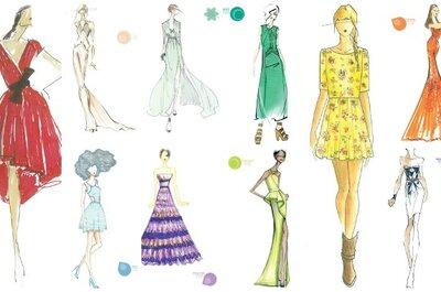 Así son los colores de moda para las invitadas 2013