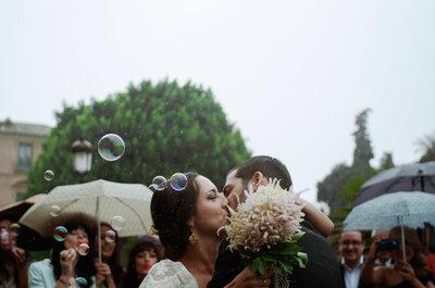 Contigo, a cualquier parte: la boda de Cristina y Carlos
