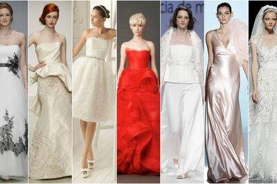 Vestidos de noiva 2013: diário das nossas descobertas