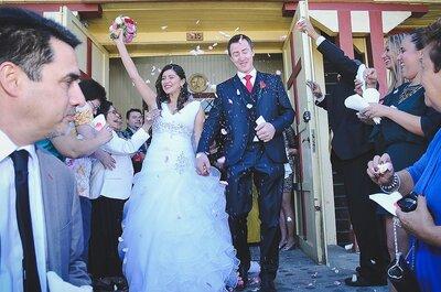¿Cómo puedo ir a juego con el novio el día del casamiento? ¡10 hermosas ideas!