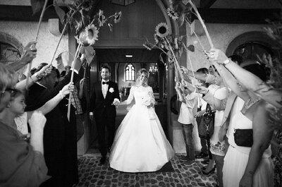 8 nervige Dinge, die alle Hochzeitsgäste in den Wahnsinn treiben!