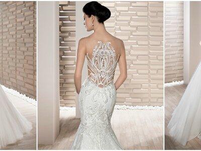Die neuen Brautkleider von Demetrios 2017: alles über die Luxus-Designs