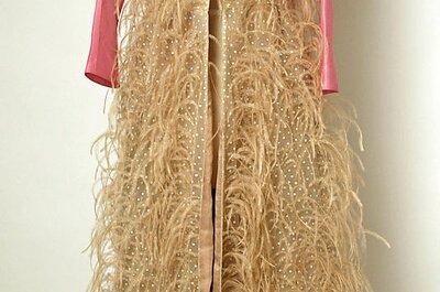 Storia dell'Alta Moda: un Balenciaga vintage per sposa e invitate