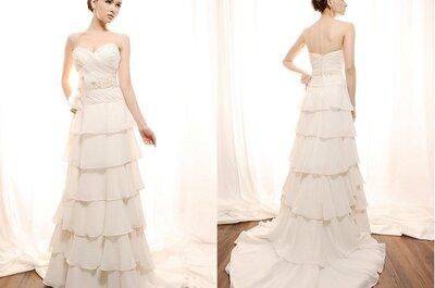 Brautblüte - heiraten im traumhaften Brautkleid