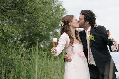 Locationsuche: Prinzessinnen-Romantik oder Scheunen-Gemütlichkeit?