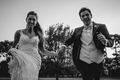 La boda de Stephanie y Nicolás ¡Las sorpresas de una cita a ciegas!