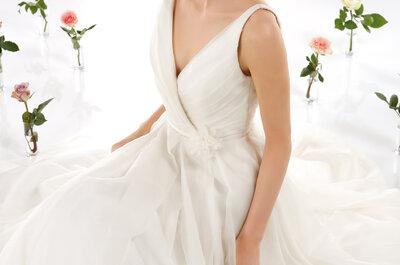 Une robe, un look : 4 experts imaginent la mariée raffinée par excellence