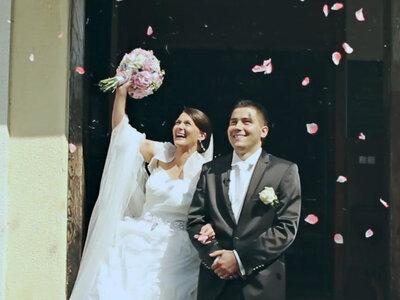 Piękne wideo ślubne z Barcelony! Cudownie uchwycone momenty, zapraszamy!