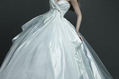 Suknie ślubne Ersa Atelier 2012