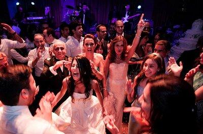 Le 10 cose più trash che un'invitata può fare ad un matrimonio