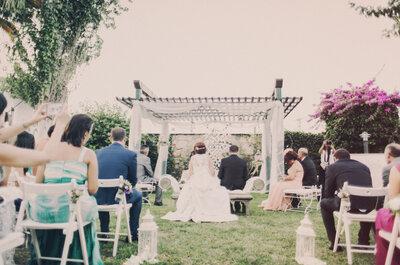 Cómo personalizar tu ceremonia civil