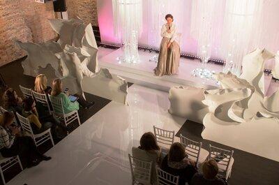 Свадебные тенденции в декоре 2015 по версии LID'S EVENTHOUSE