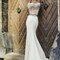 Vestidos de novia con transparencias y efecto tatuaje 2017