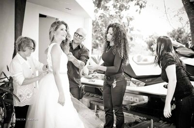 Comment être sûre de trouver la robe de mariée parfaite ?