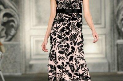 Tenues Chanel pour les invitées, Collection Automne-Hiver 2013