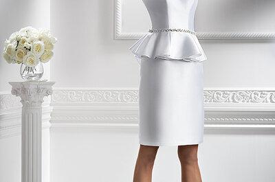Suknie ślubne Emmi Mariage, kolekcja Diamond 2013