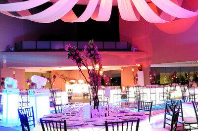 Celebra una boda muy chic en la Ciudad de México: descubre Banquetes Foresta