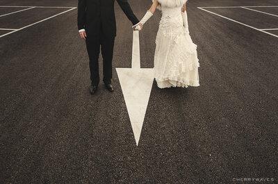Hochzeitscheckliste: Daran müssen Sie denken
