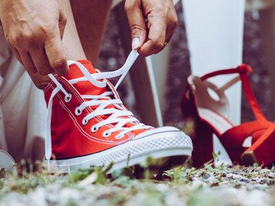 Atrévete a dar el 'sí acepto' a la comodidad en tu calzado de novia