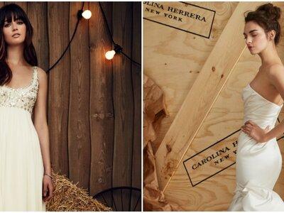 Los 30 vestidos de novia para mujeres delgadas 2017 más espectaculares. ¡Toma nota!