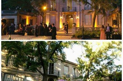 Las 10 mejores casonas para matrimonio en Santiago de Chile