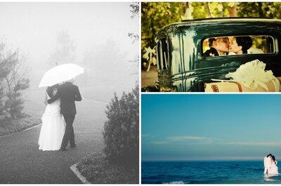 Hochzeitsfotografie als Kunst - die beeindruckendsten Bilder!