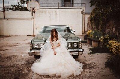 Zes redenen waarom een tweede bruidsjurk het beste idee ooit is!