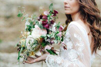 12 punti da tenere a mente prima di scegliere il florist del vostro matrimonio