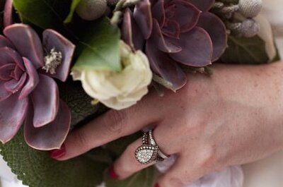 Floral inspiration with a succulent twist