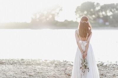 Die 8 verschiedenen Weißtöne von Brautkleidern – Wir verraten Ihnen den Unterschied
