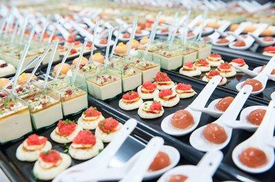 Los 10 mejores catering para bodas de Barcelona en 2017