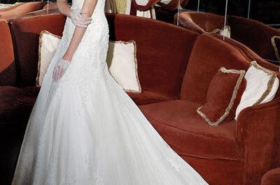 Abiti sposa 2013 Alessandra Rinaudo