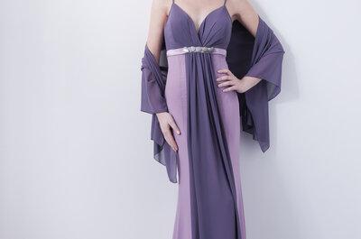 Les robes de cocktail Aurélie Cherell 2015 : féminité, tendance et une touche modernité