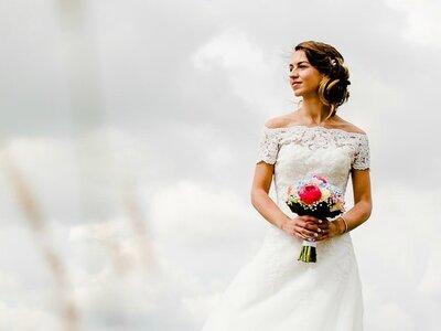 Bruidskapsels van het jaar 1960 tot nu... Bekijk het verschil!