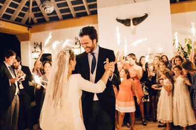 ¿Una boda divertida? Elige la mejor música o DJ para tu celebración