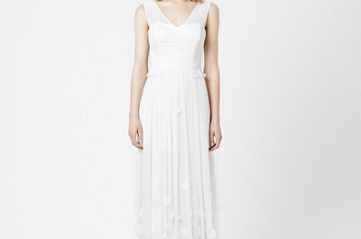 Die 50 schönsten Brautkleider aus der Kollektion 2015 von deutschen Brautmode-Herstellern und Designern!