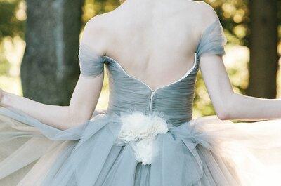 Der märchenhafte Brautlook, inspiriert von