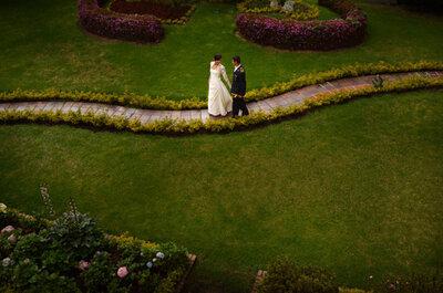 Bodas reales: un matrimonio en Bogotá