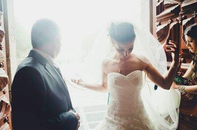 5 truques para axilas bonitas. Porque o seu vestido de noiva merece!