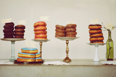 Da New York le wedding cakes più gettonate