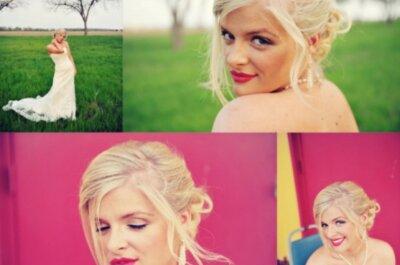 Besluiteloos, dromerig, vastberaden, perfectionistisch ... Wat voor soort bruid bent u?