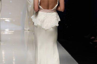 Suknie ślubne 2014: kolekcja Elizabeth Stuart