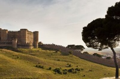 Cásate en un castillo europeo de cuento