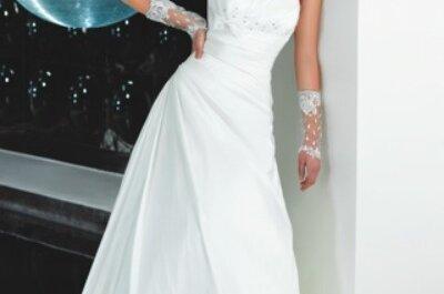 Kollektion Just for you 2012 – Schlichte Brautkleider mit beispielloser Eleganz