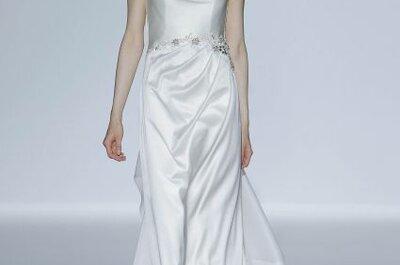 Suknie ślubne 2014: kolekcja Cabotine