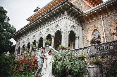 15 Espaços com Jardim para casar em Lisboa: deixe-se conquistar!